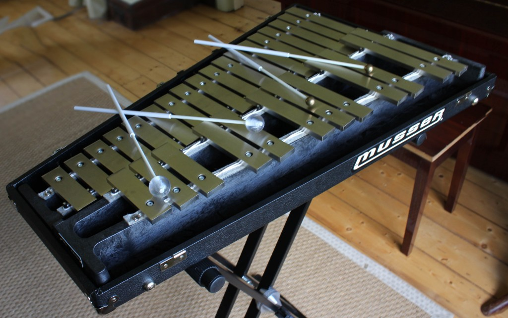 SUWO's New Musser Glockenspiel
