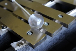 SUWO's new Musser Glockenspiel- Up close and personal