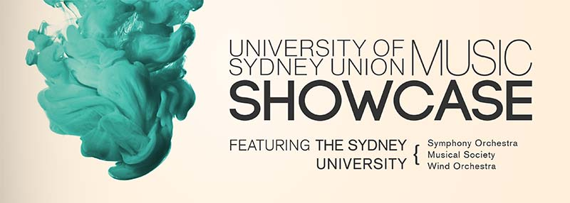 University of Sydney Union Showcase